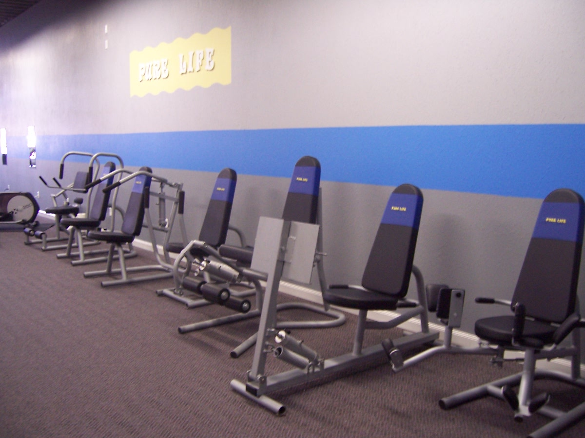 Welcome To Pure Life Fitness Center Flanagan Illinois